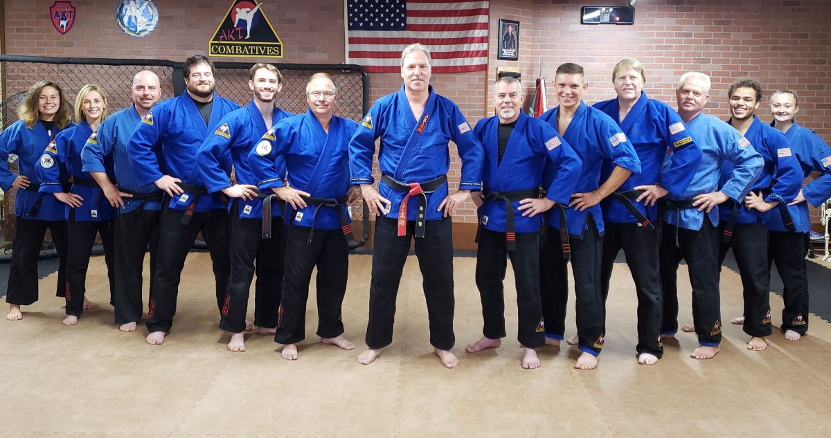 AKT Combatives-Jujitsu Black Belts