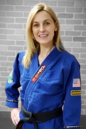 Sensei Wendy Broughton